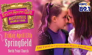 Secret Keeper Girl