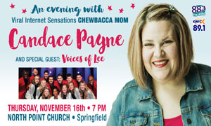 Laugh It Up: An Evening With Candace Payne