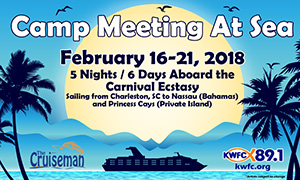 Camp Meeting At Sea Cruise
