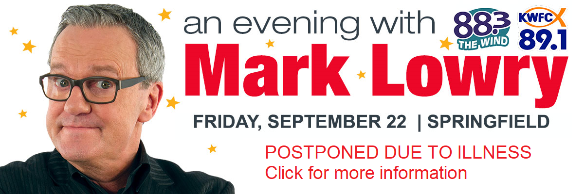An Evening With Mark Lowry