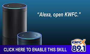 Listen to KWFC with Amazon Alexa